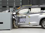 Toyota Highlander 2016 obtiene el Top Safety Pick+ del IIHS