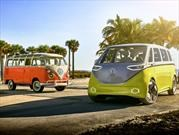 Volkswagen le da el visto bueno a la Kombi tipo I.D. Buzz