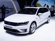 VW Passat GTE se presenta