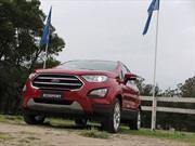 Manejamos la nueva Ford Ecosport 2.1