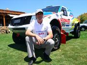 Team Gildemeister - D MAS - OVERDRIVE busca el triunfo en el Rally Dakar 2013