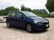 BMW Serie 2 Active Tourer 2016 disponible en México desde $469,900 pesos