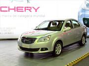 Chery Motors Chile comienza 2013 creciendo