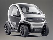 Eli ZERO ¿una copia del Renault Twizy?