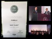 Pirelli Argentina tiene la mejor planta de América Latina