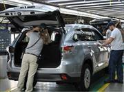 Toyota anuncia inversión de $10 mmd en Estados Unidos