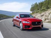 Prueba de manejo: Jaguar XF 2016
