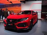 Honda Civic Type R 2018 por fin se muestra en público