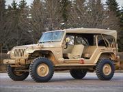 Las 7 creaciones de Jeep para el Easter Safari 2015