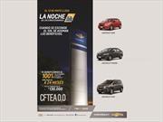 Chevrolet vuelve a organizar la Noche de los Concesionarios