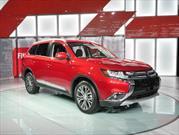 Mitsubishi Outlander 2016, estrena el nuevo lenguaje de diseño de la marca