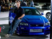 Conoce los autos de Paul Walker