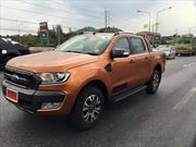 Así es la renovación de la Ford Ranger