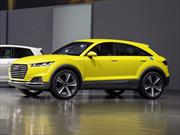 Audi TT Offroad Concept, la marca de los cuatro aros tiene una nueva familia