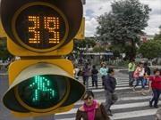Disminuyen accidentes de tránsito en CDMX durante 2016