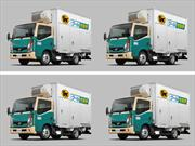 Nissan ATLAS F24, el camión con refrigerador 100% eléctrico