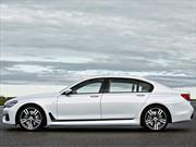 BMW Serie 7 2016, como de ciencia ficción