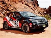 Toyota RAV4 Rally, lista para el offroad