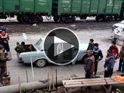 Video: Adivina cuántos rusos caben en este Volga
