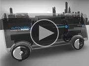 Video: Los deliverys autónomos según Ford