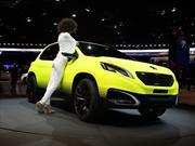 Peugeot 2008 Concept en el Salón de París 2012