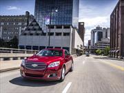 Chevrolet Malibu 2013 llega a México desde $325,700 pesos