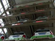 China tiene máquinas expendedoras de vehículos eléctricos