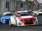 WTCC GP Hungría 2017: Buen domingo para Guerrieri