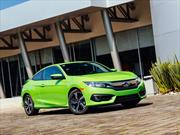 Honda Civic Coupé 2016 a prueba