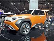 FT-4X Concept, el futuro del off-road para Toyota