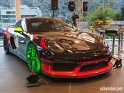 Porsche eleva el nivel de competencia en Chile con inédita categoría Cayman GT4 Challenge