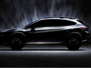 Subaru XV, la nueva generación muestra su silueta