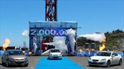Hyundai exporta 2 millones de vehículos a Centro y Sudamérica