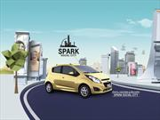 Chevrolet presenta &quot;Spark Social City&quot; en M&#233;xico