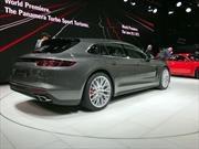 Porsche Panamera Sport Turismo 2018, la revancha de las station wagon
