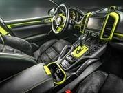 Porsche Cayenne por Carlex Design, lo más llamativo está en el interior