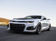 Chevrolet Camaro ZL1 1LE Extreme Track Performance, simplemente excesivo