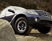Mercedes-Benz presentó su primer SUV en 1997