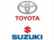 Toyota y Suzuki anuncian una joint venture