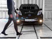 Nissan presenta un sistema de alerta auditiva para peatones en sus vehículos eléctricos