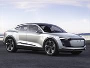 Audi e-Tron Sportback Concept, anticipo de alto voltaje