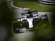 F1 2017: Hamilton y Bottas le regalan a Mercedes el 1-2 en Canadá