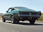 Ford Mustang de la película Bullit aparece en México