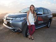 La triatleta nacional Valentina Carvallo es la nueva embajadora de Mitsubishi