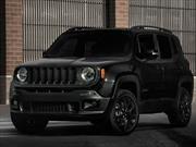 Jeep Renegade Altitud 2017, oscuro como tu conciencia