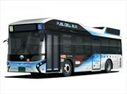 Toyota presenta su FC Bus, el colectivo a hidrógeno