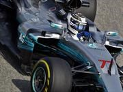 Valtteri Bottas se viste de gloria en el GP de Rusia 2017