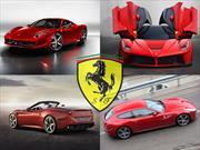 El mundo turbo se apodera de Ferrari