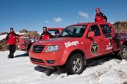 Camioneta Tata elegida por Patrullas de Chile