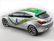 Opel Astra Copacabana, la fiebre mundialista hace de las suyas de nuevo